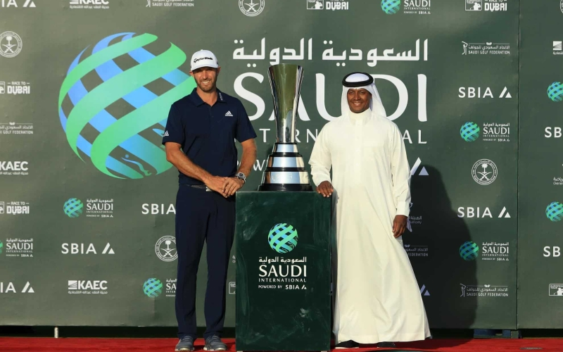 Golf Saudi – Building a legacy of sport