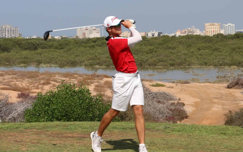 Young Weiland shows his class to win RAK Open by Arena