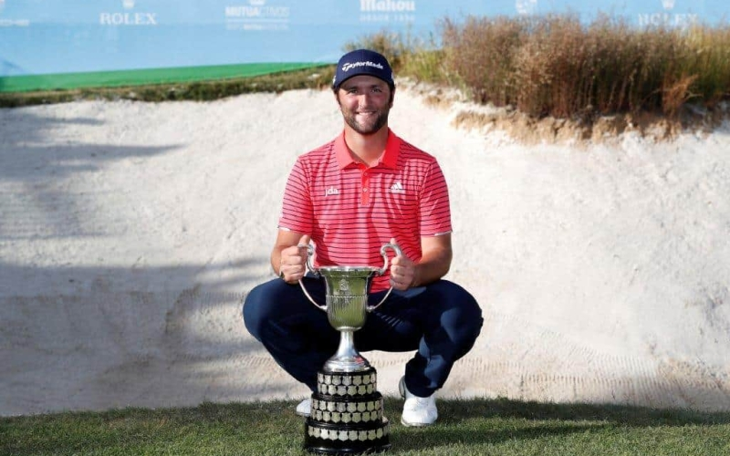 Rampant Rahm returns to summit of Race to Dubai after Mutuactivous Open de España triumph