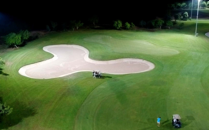 New 18 hole night golf event coming to Sharjah Golf & Shooting Club