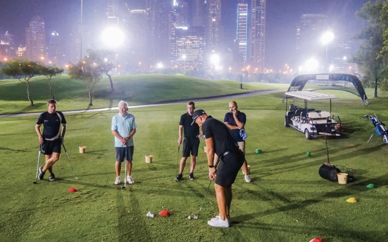 Social Golf Society: The ideal route into golf