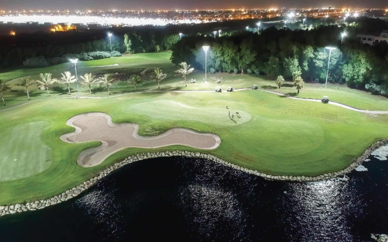 New floodlit fun coming to Sharjah Golf & Shooting Club