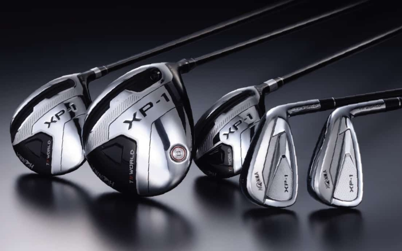 Honma XP-1 Range: Game-improvement beauty