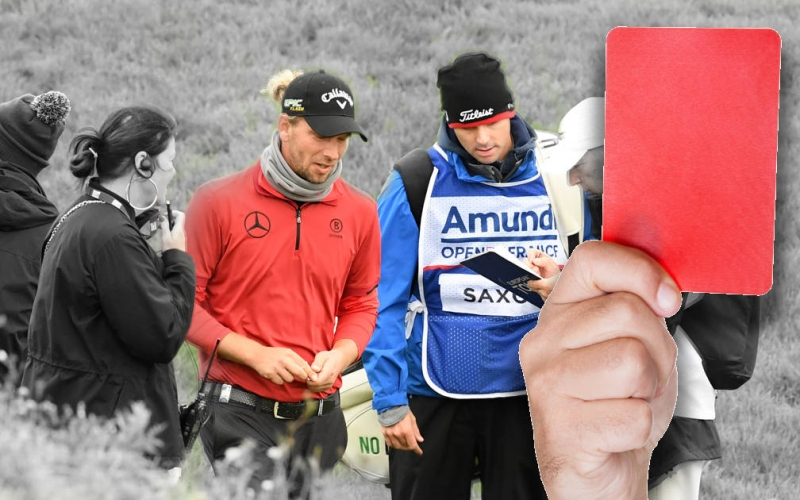 Marcel Siem's mistake costs him his Tour card