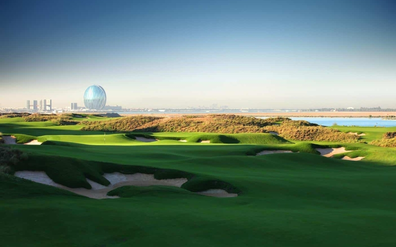 Yas Links seals Golf Experience of the Year Award for Gulf States