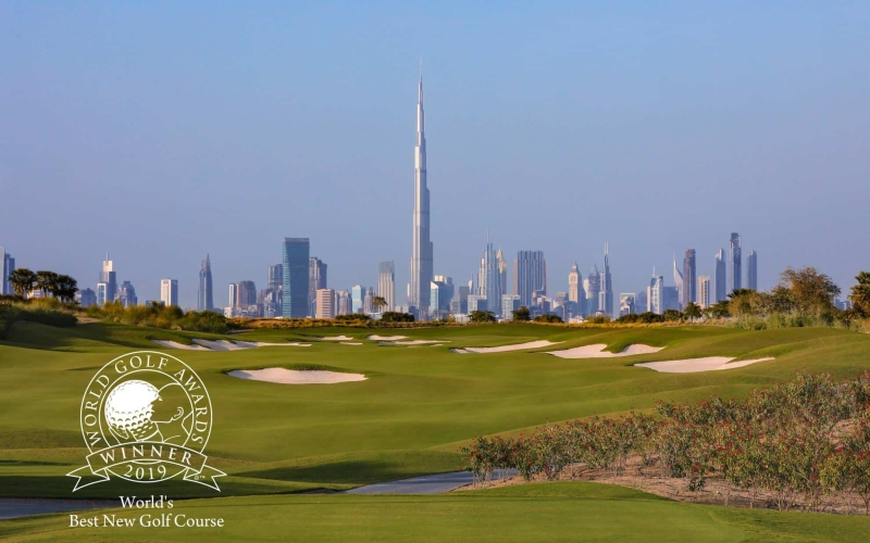 Dubai Hills seals 'World's Best New Golf Course' at World Golf Awards