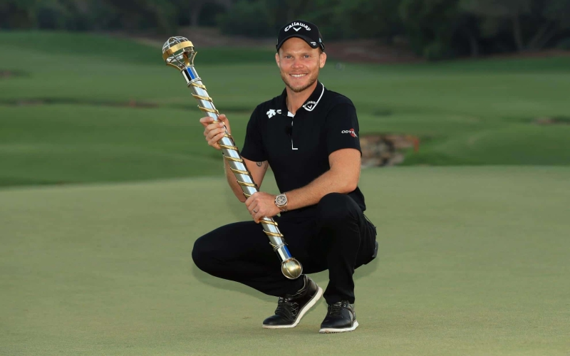 DP World Tour Championship – The Grandest Finale