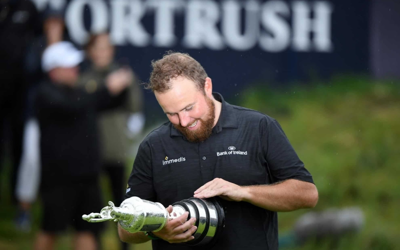 Shane Lowry building on Major success