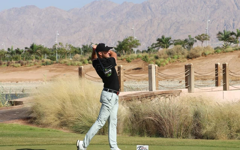 Unfamiliar winds fail to contain the scores at the Journey To Jordan Tour Championship
