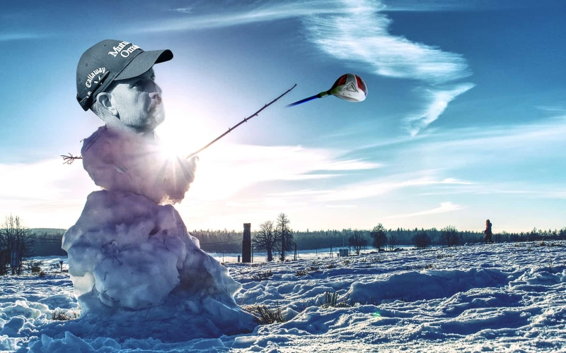 Is the ICEMAN Stenson melting away?