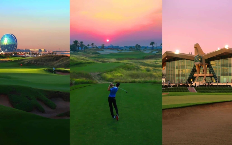The Troon Factor – Abu Dhabi's terrific trio