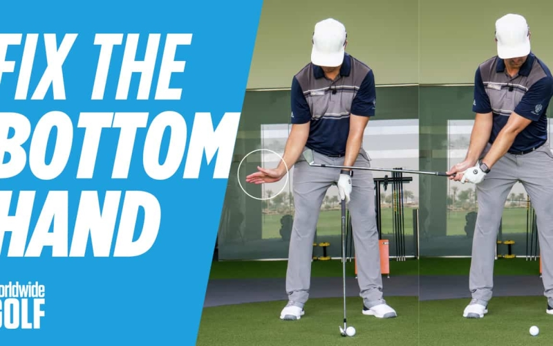 Fix the bottom hand to become a top player | by Sven Nielsen (Trump Dubai)