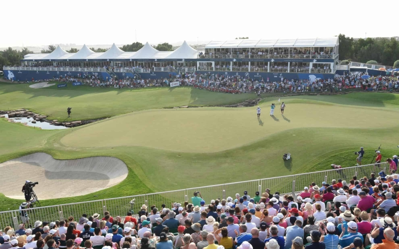 DP World Tour Championship retains five star ranking from Dubai Sports Council