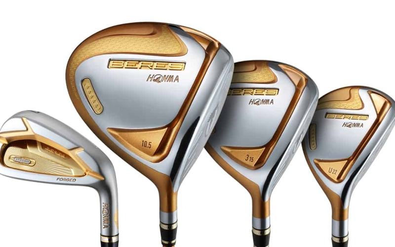 Honma release stunning new BERES product line