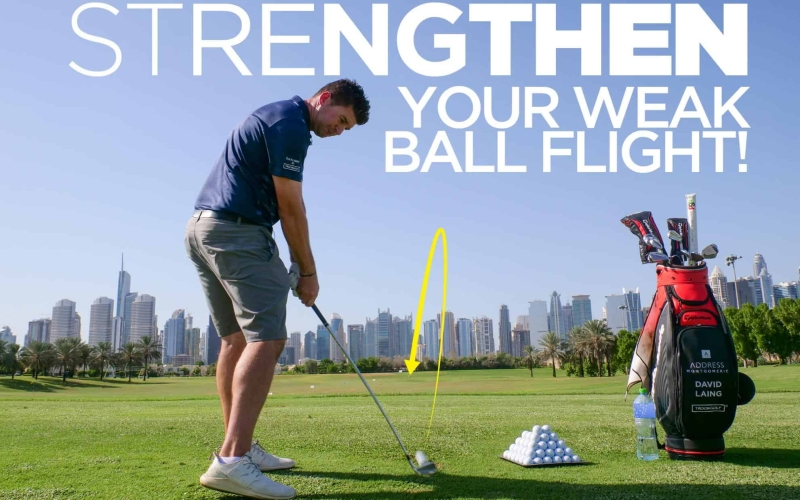 Strengthen your weak ball flight | by David Laing