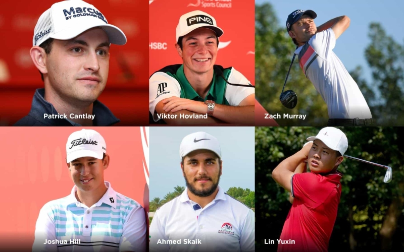 Hottest talents making their Abu Dhabi HSBC Championship debuts