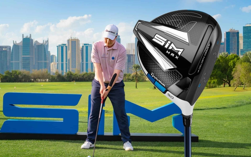 TaylorMade Sim driver – More tech than the Starship Enterprise!