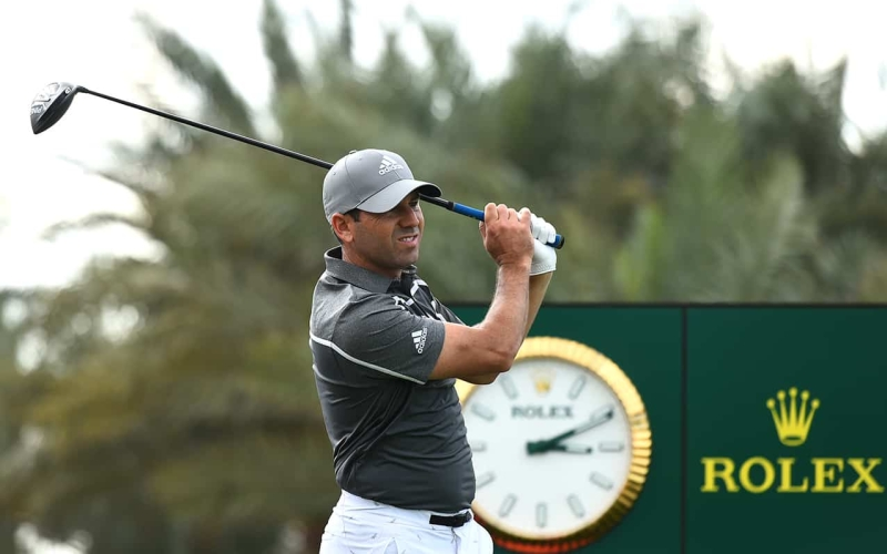 Sergio Garcia confident of a hot start despite equipment overhaul
