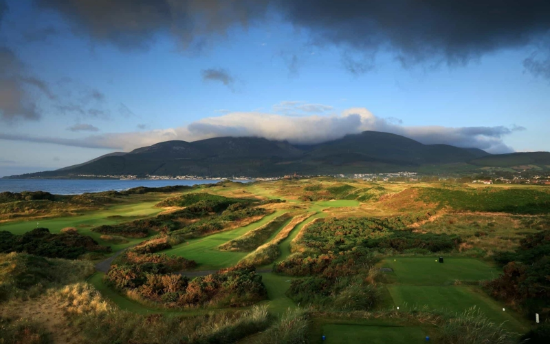 Northern Ireland: Golf at its pinnacle