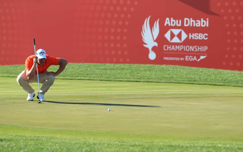 Norris and Paratore set the pace at Abu Dhabi HSBC Championship