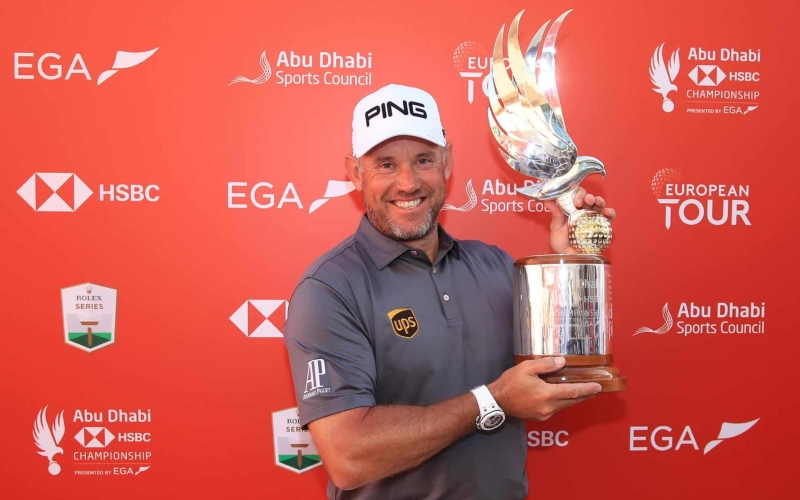 Westwood wins 25th European Tour title at Abu Dhabi HSBC Championship
