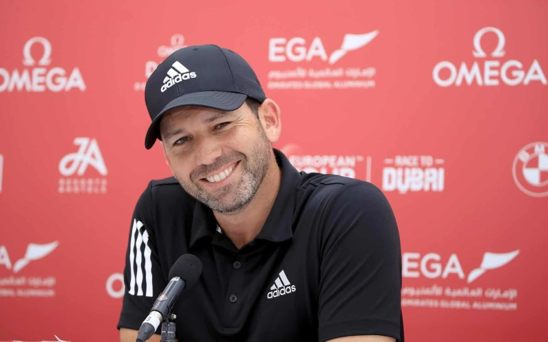 Age not an issue for 2017 Omega Dubai Desert Classic champion Garcia