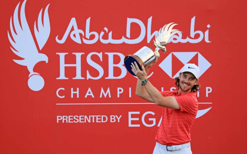 Tommy Fleetwood: Easy to put the clubs down following strong finish to 2019 Race to Dubai