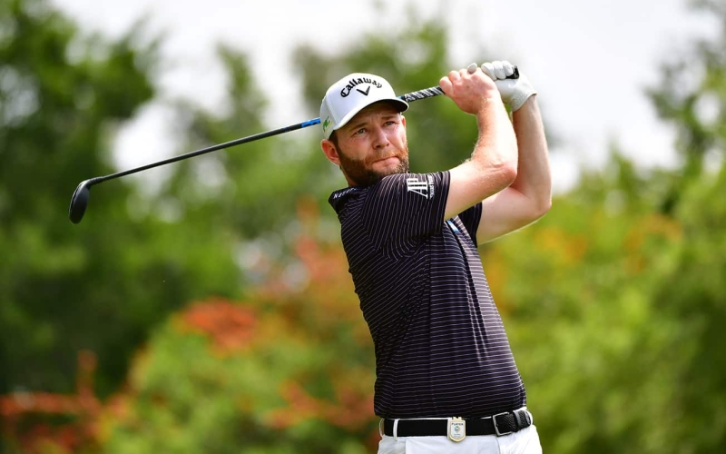 Branden Grace puts new driver in the bag for Abu Dhabi