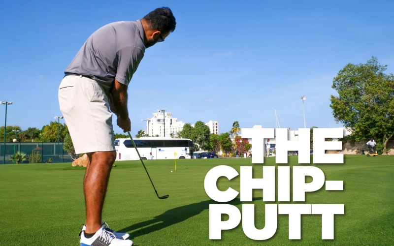 The Chip-Putt – The most effective chipping method | by Yasin Ali