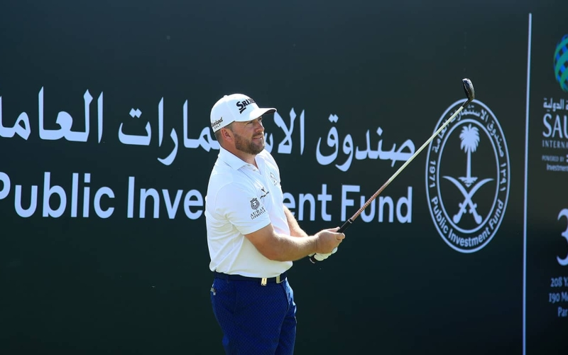 McDowell and Green share the lead after day one at the Saudi International