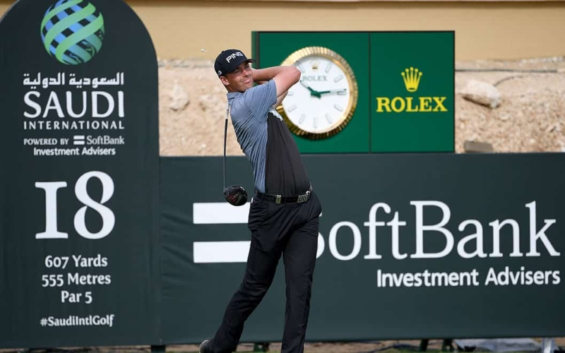 VICTOR PEREZ LEADS BY ONE AFTER DAY TWO OF THE SAUDI INTERNATIONAL