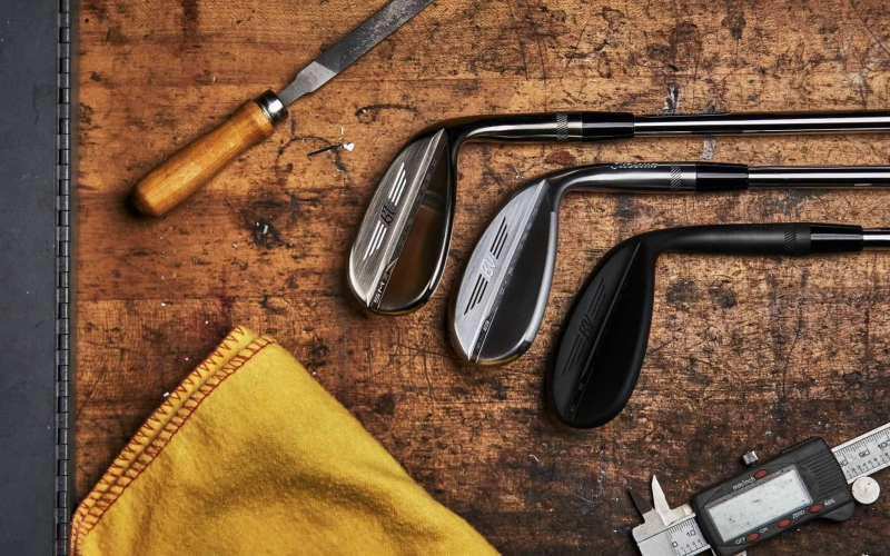 Titleist SM8 Vokey Wedges: Ahead of the game