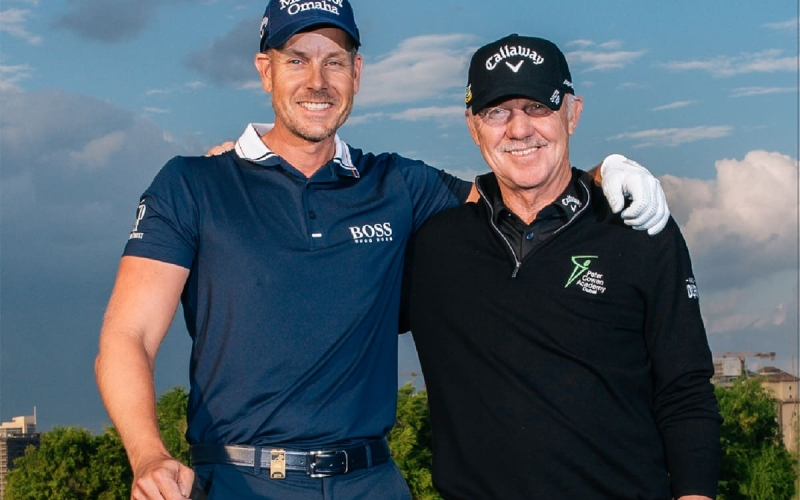 How Pete Cowen made Henrik Stenson a winner again
