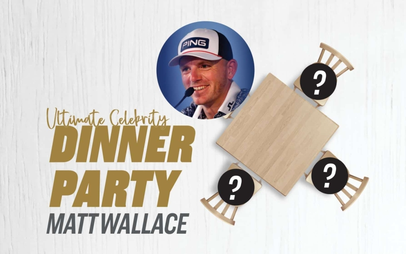 Ultimate Celebrity Dinner Party – Who would Matt Wallace bring and what's his party trick?