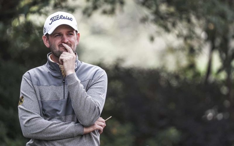 Bernd Wiesberger: To Hell and Back