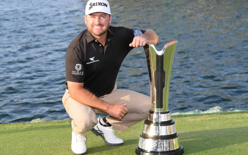 McDowell returns to winner's circle with Saudi International triumph