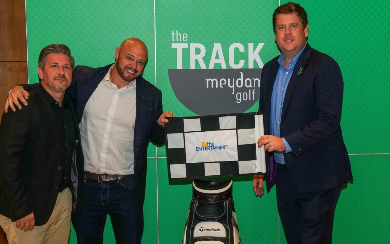 The Track, Meydan launch new partnership with ENTERTAINER – to celebrate you can win an incredible prize