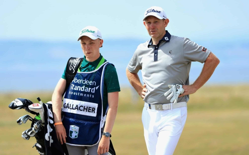 Jack Gallacher – 'The best advice I've had from other caddies is just to back yourself and be clear'