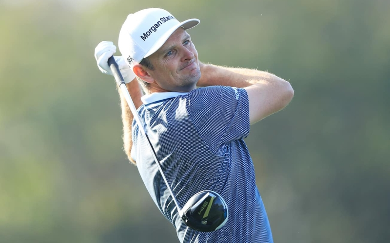 Justin Rose expected to part ways with Honma after just over a year