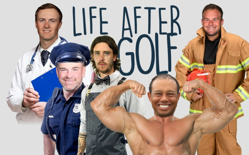 Life after golf – Which jobs would the Tour players have?