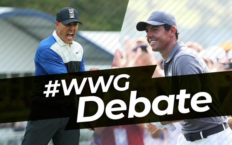 #WWGDebate | Who's better out of Rory and Brooks?