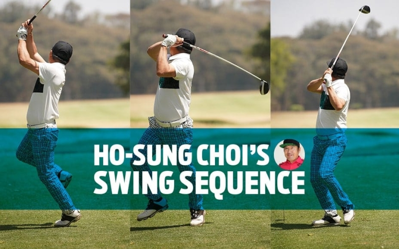 Ho-Sung Choi: The most unusual swing on Tour