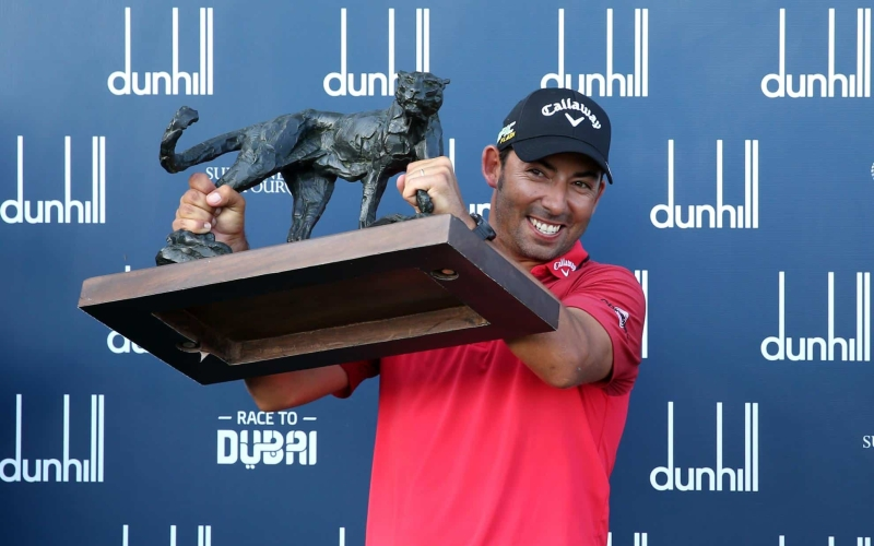 Pablo Larrazabal: I miss trying to beat the boys week in, week out