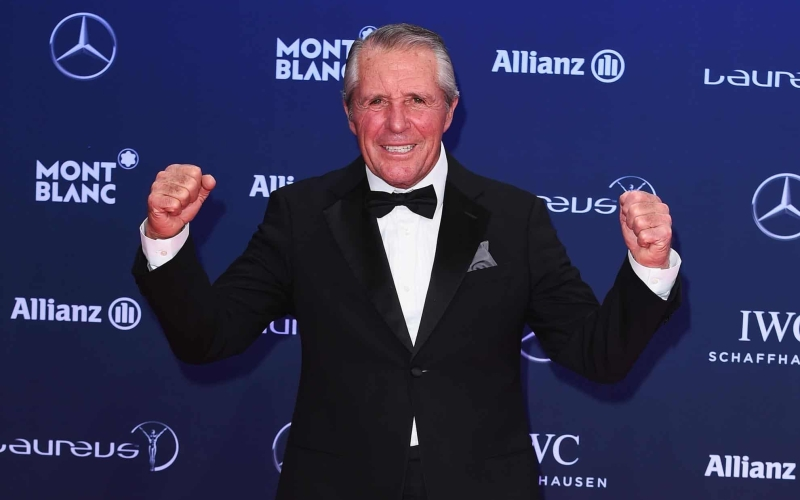 How Gary Player keeps in phenomenal shape still at 84 years young