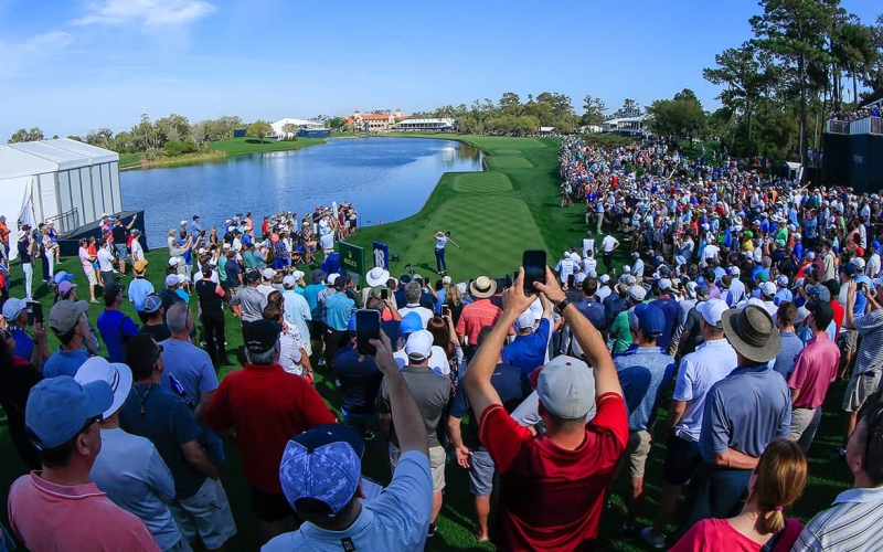 PGA Tour confirms 'behind closed doors' restart in June