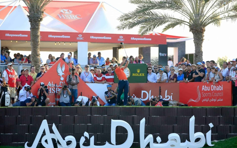 Joost Luiten: 'Abu Dhabi Golf Club has one of the best courses on the European Tour'