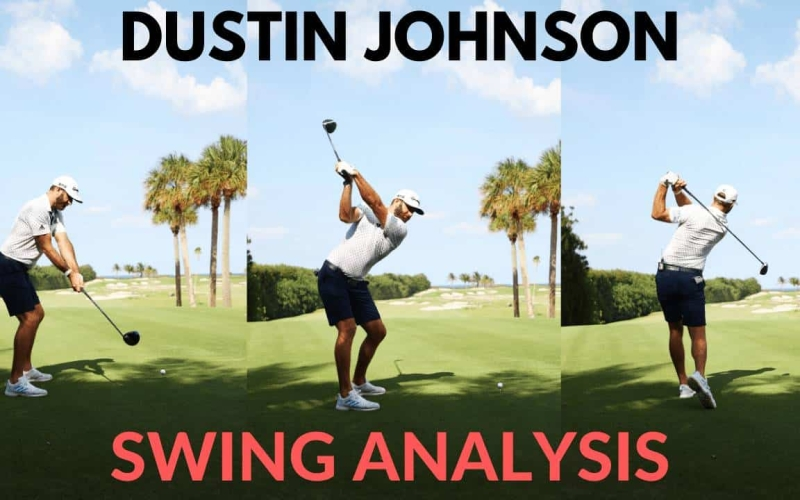 Dustin Johnson Swing Analysis | By Malcolm Young