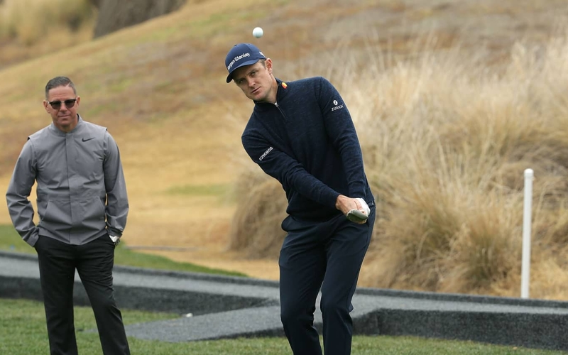Justin Rose splits with Sean Foley as season of change continues