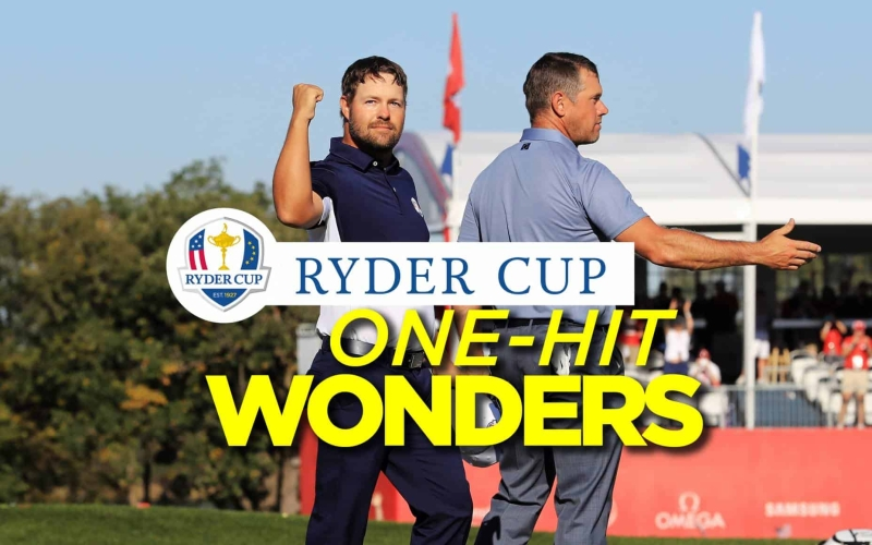 Ryder Cup Heroes: Ryan Moore delivers late