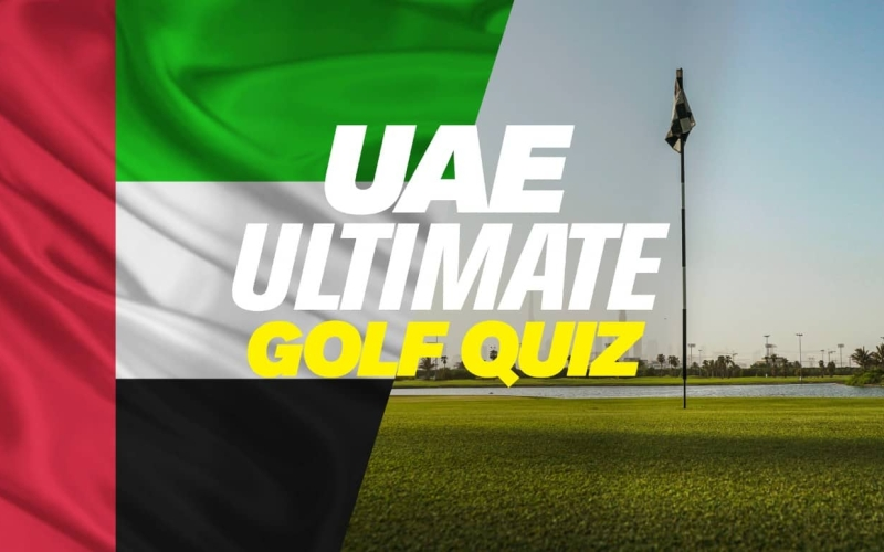 UAE Ultimate Golf Quiz